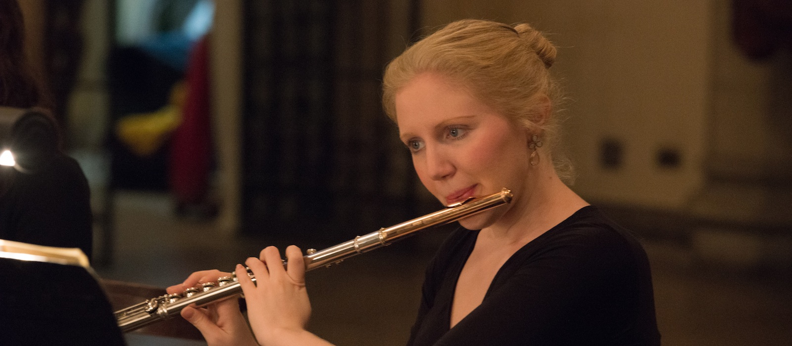 For Flutist, Making it is No Pipe Dream
